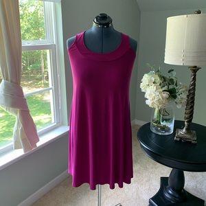 Ellen Parker Sleeveless Dress Size M